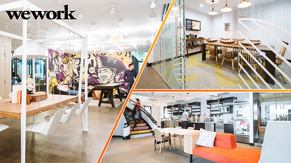 Wework collage